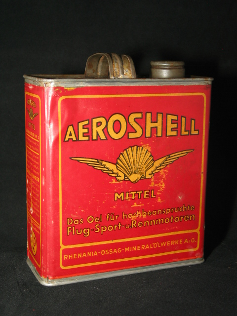 Aeroshell schwer