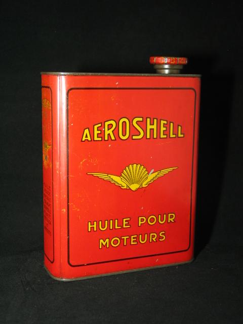 Aeroshell huille pour moteurs