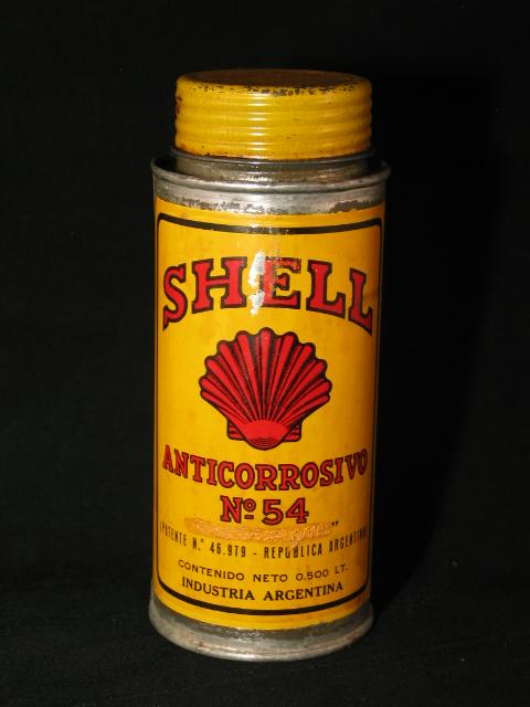 Shell Antocorrosie