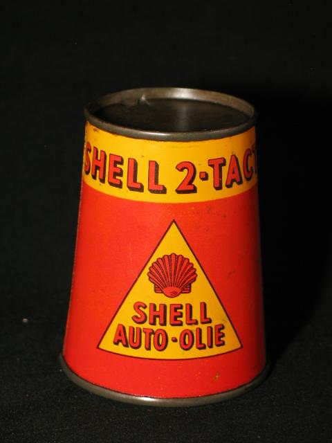 Shell 2-takt