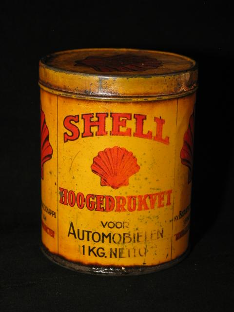 Shell hogedrukvet