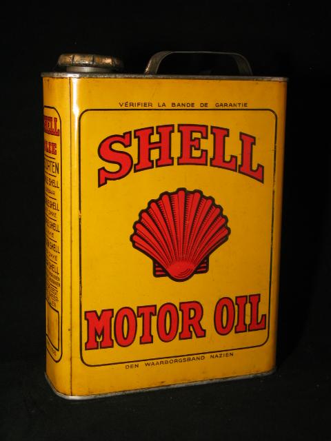 Shell Motoroil